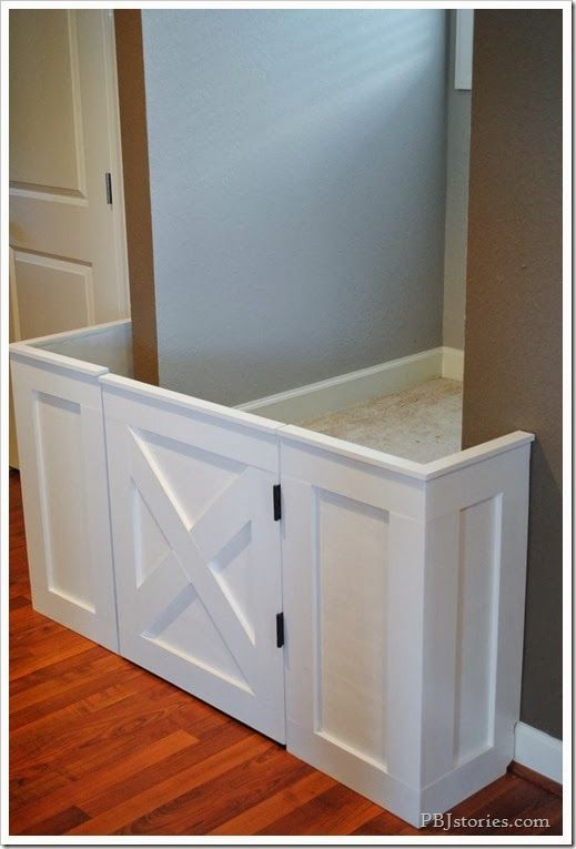 13 Diy Dog Gate Ideas: PBJstories: How To Make A Custom Built Baby Gate