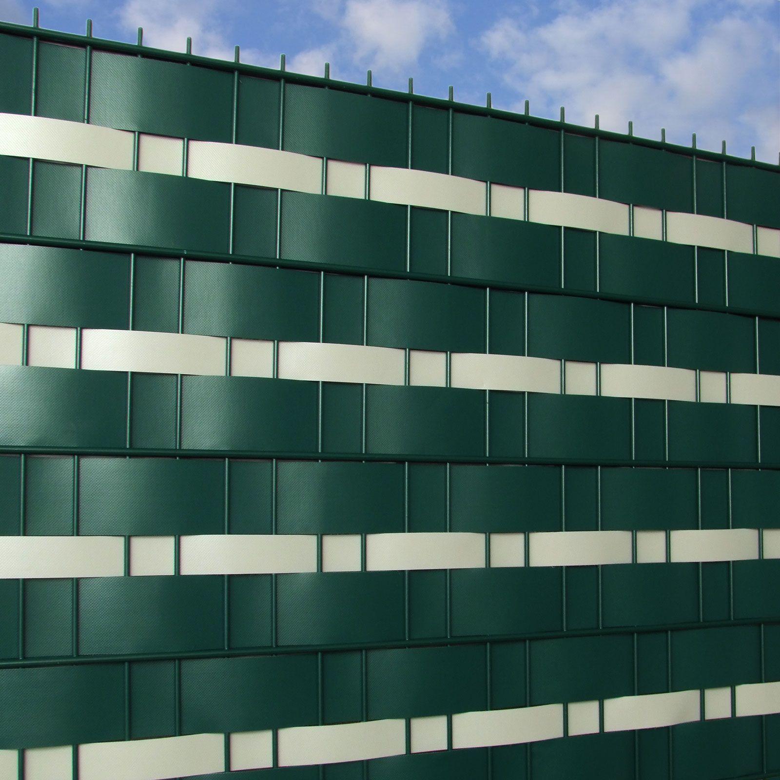 Sichtschutzzaun Grün Sichtschutzzäune