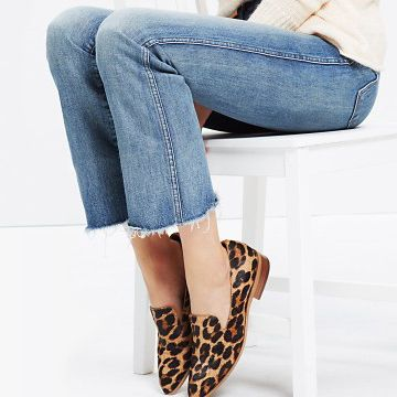 a2fd3ed3dce madewell orson loafer in leopard print