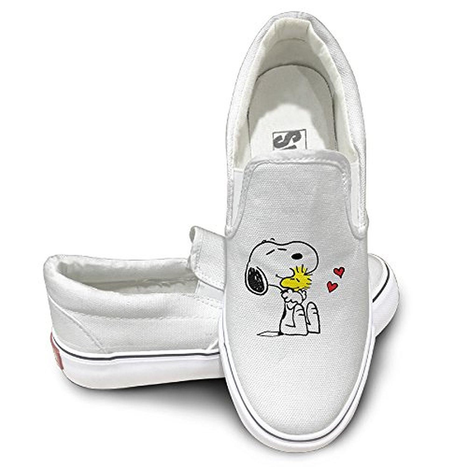 Cute Unicorn You Me Men Casual Sport Shoes Lightweight Slip-On Loafers Shoes