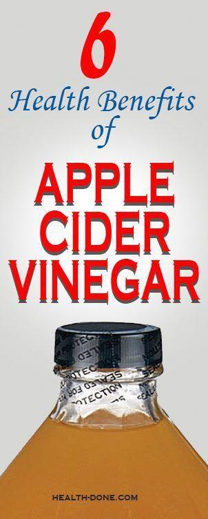 The Top 6 Health Benefits Of Apple Cider Vinegar #healthbenefits #applecidervinegar #healthtips #homeremedy #naturalremedies #applecidervinegarbenefits The Top 6 Health Benefits Of Apple Cider Vinegar #healthbenefits #applecidervinegar #healthtips #homeremedy #naturalremedies #applecidervinegarbenefits