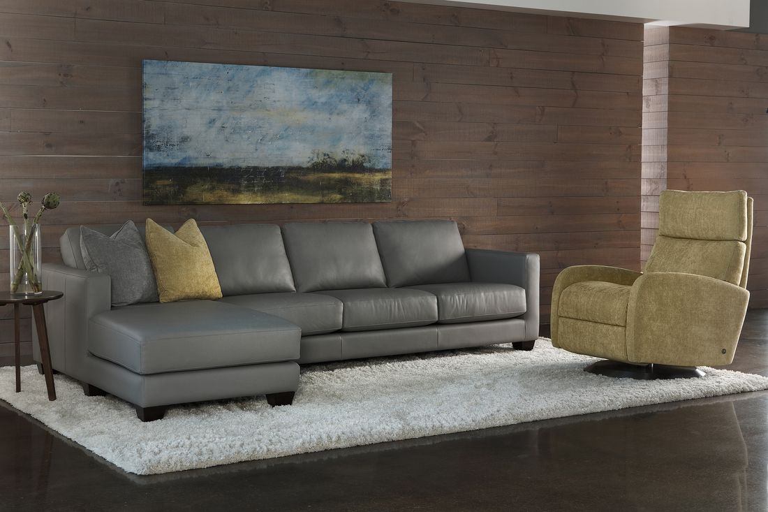 Beautiful Sectional By American Leather   Check Out Other American Leather  Sofas And Sectionals At Recliners