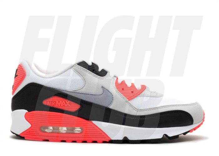 nike air max 90 infrared 2010 release