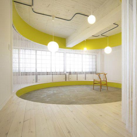 The Times Transplantation Building By Nano Architects Condominium Interior Interior Architecture Architect