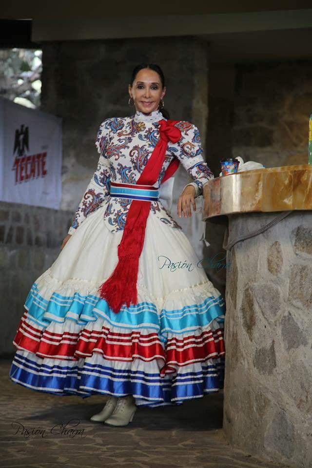 Escaramuza La Delegada Nacional Escaramuza Dresses