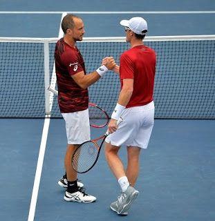 Blog Esportivo do Suíço:  Soares/Murray começa bem na temporada asiática em Tóquio