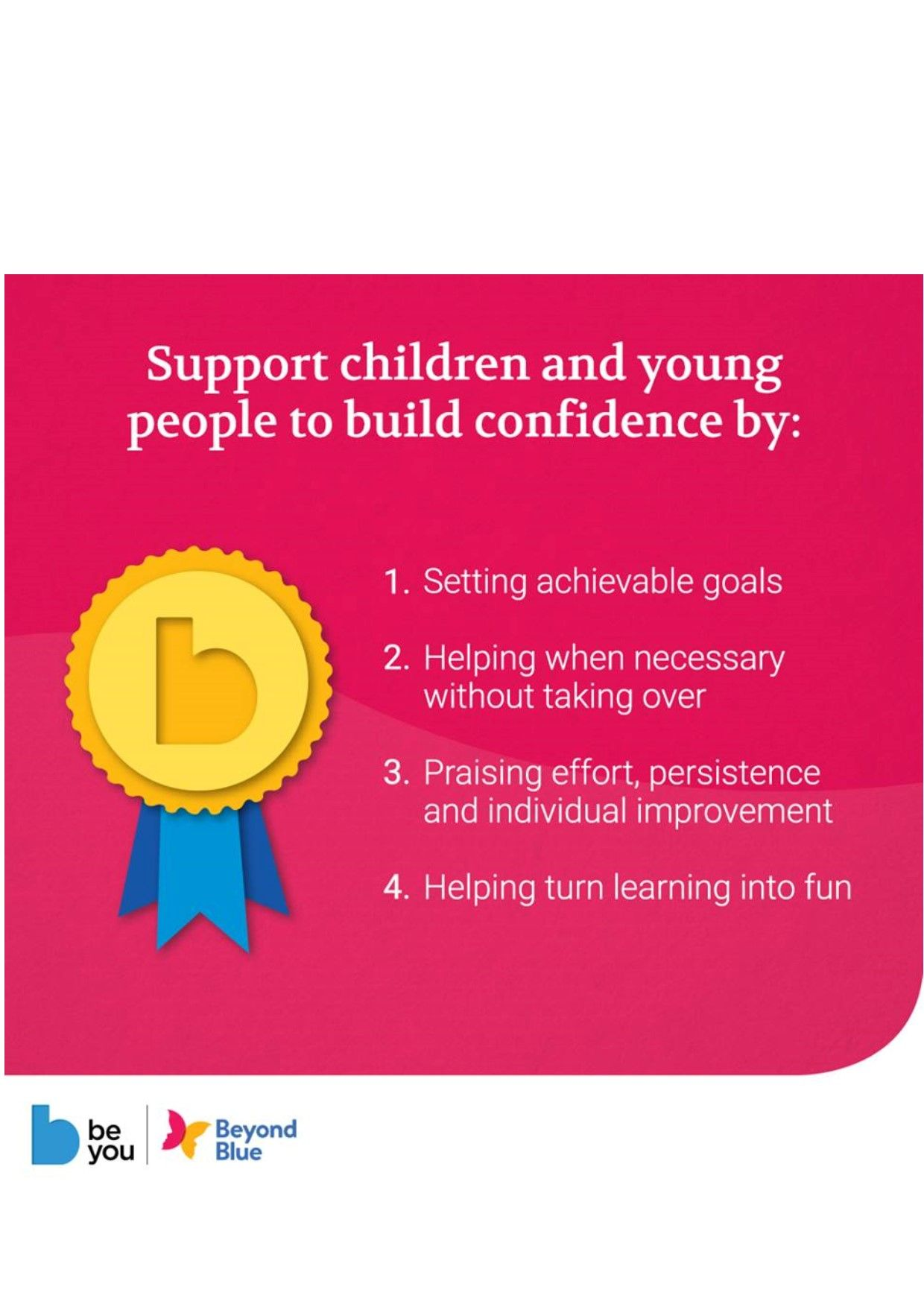 Support Young People And Build Confidence