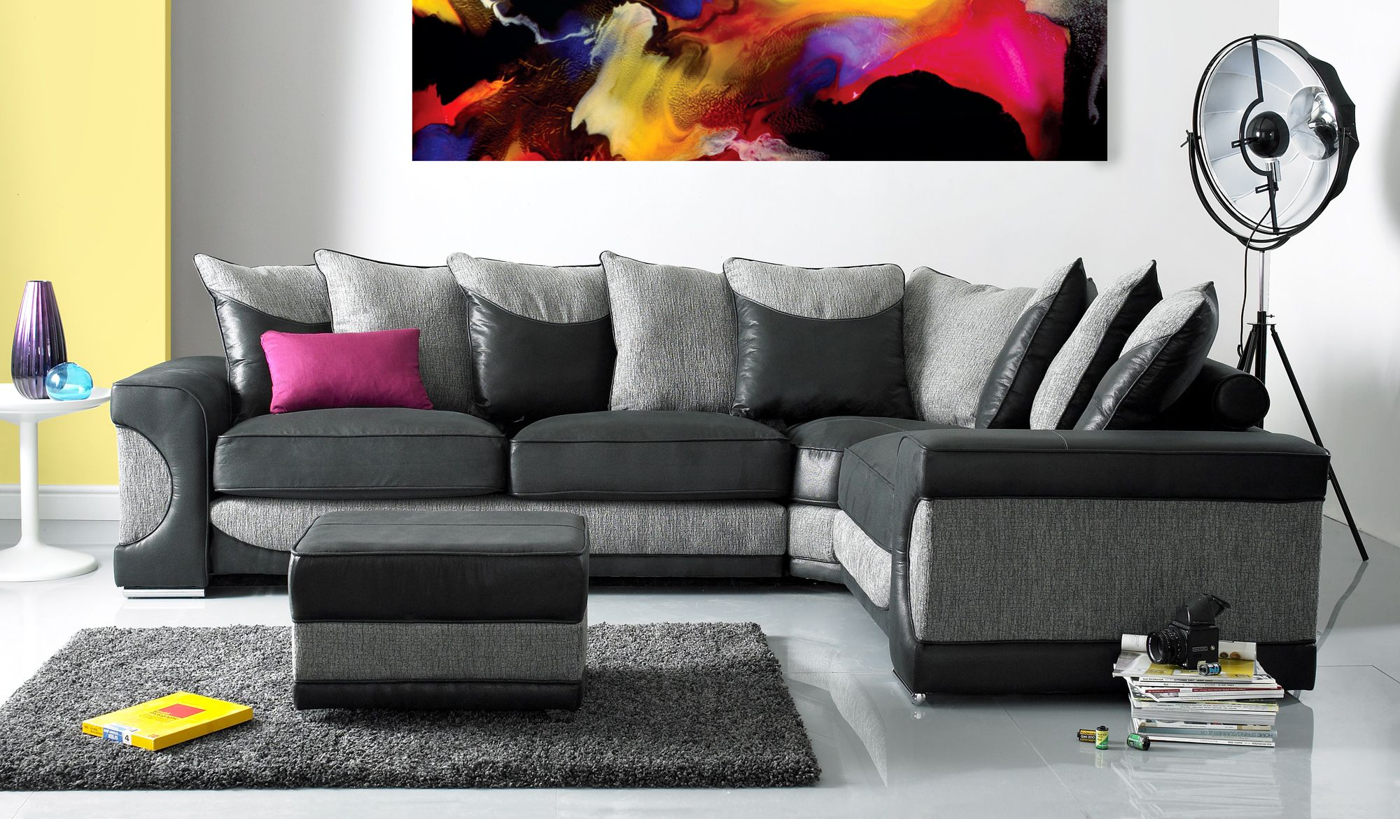 Check out the Halo sofa from Sofaworks New Lounge