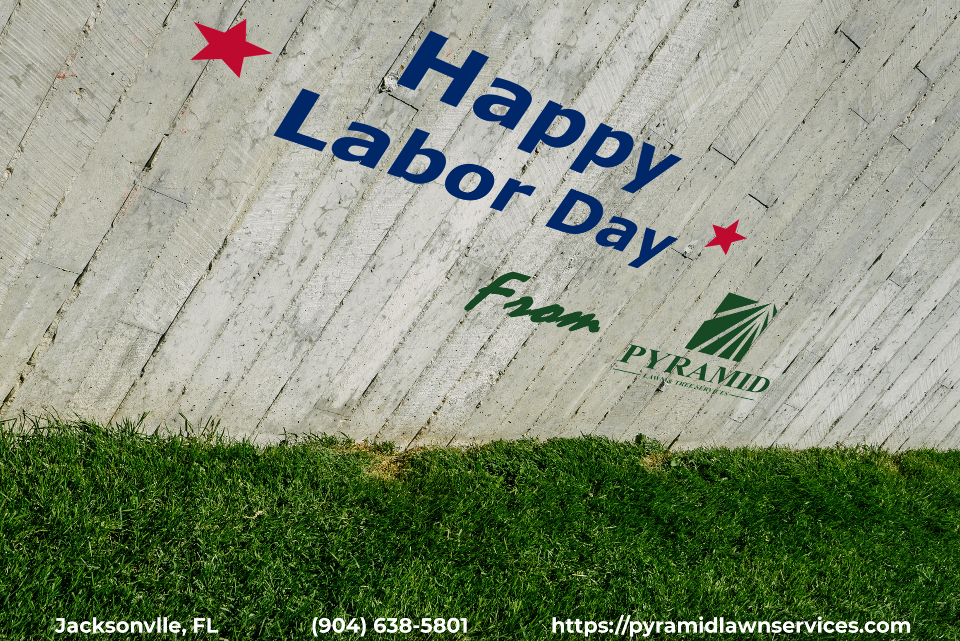 Happy Labor Day especially to all Jaxsons workers.