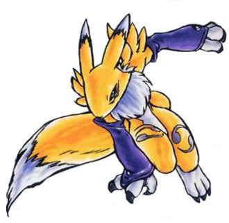 Renamon (Digimon)