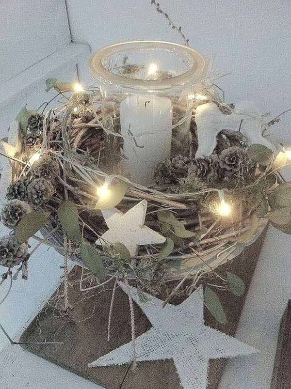 : Wundersch ne Beleuchtung dass jeder Raum eine Weihnachtsgeschichte ist Wunders…,  #advent…