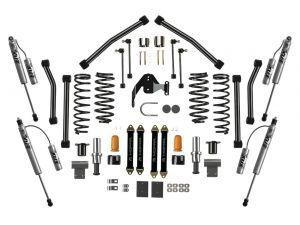 Mopar performance 3 lift kit with fox shocks i hear you can jeep stuff sciox Gallery