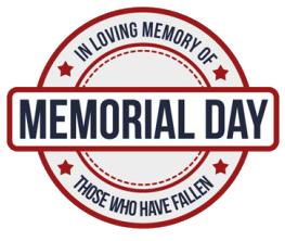 Beautiful Memorial Day Clip Art Famous Christian Memorial Day Quotes Memorial Day Memories