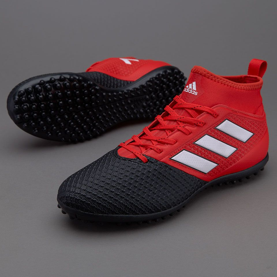 adidas ACE 17.3 Primemesh TF - Red White Core Black  3ac2a5d6a83