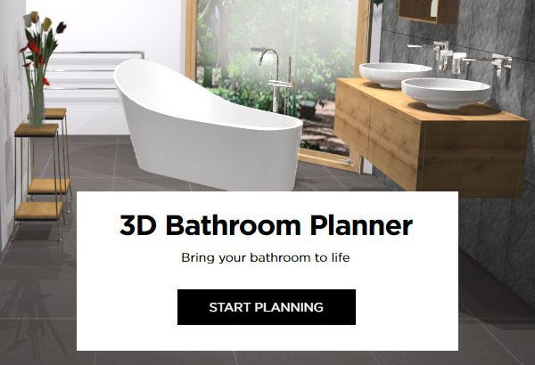 Planning Design Your Dream Bathroom Online 3d Bathroom Planner