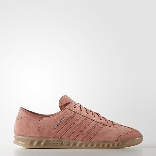 adidas - Hamburg - Pink ...Just bought these today!