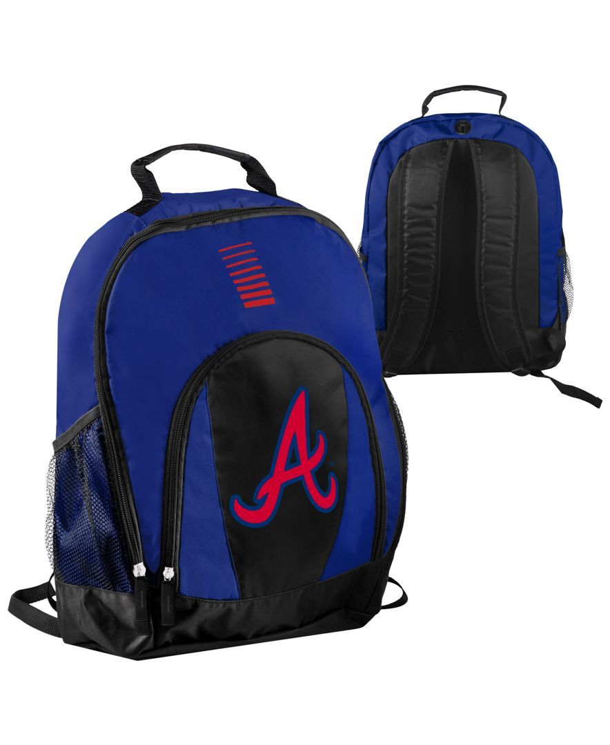 Forever Collectibles Atlanta Braves Prime Time Backpack