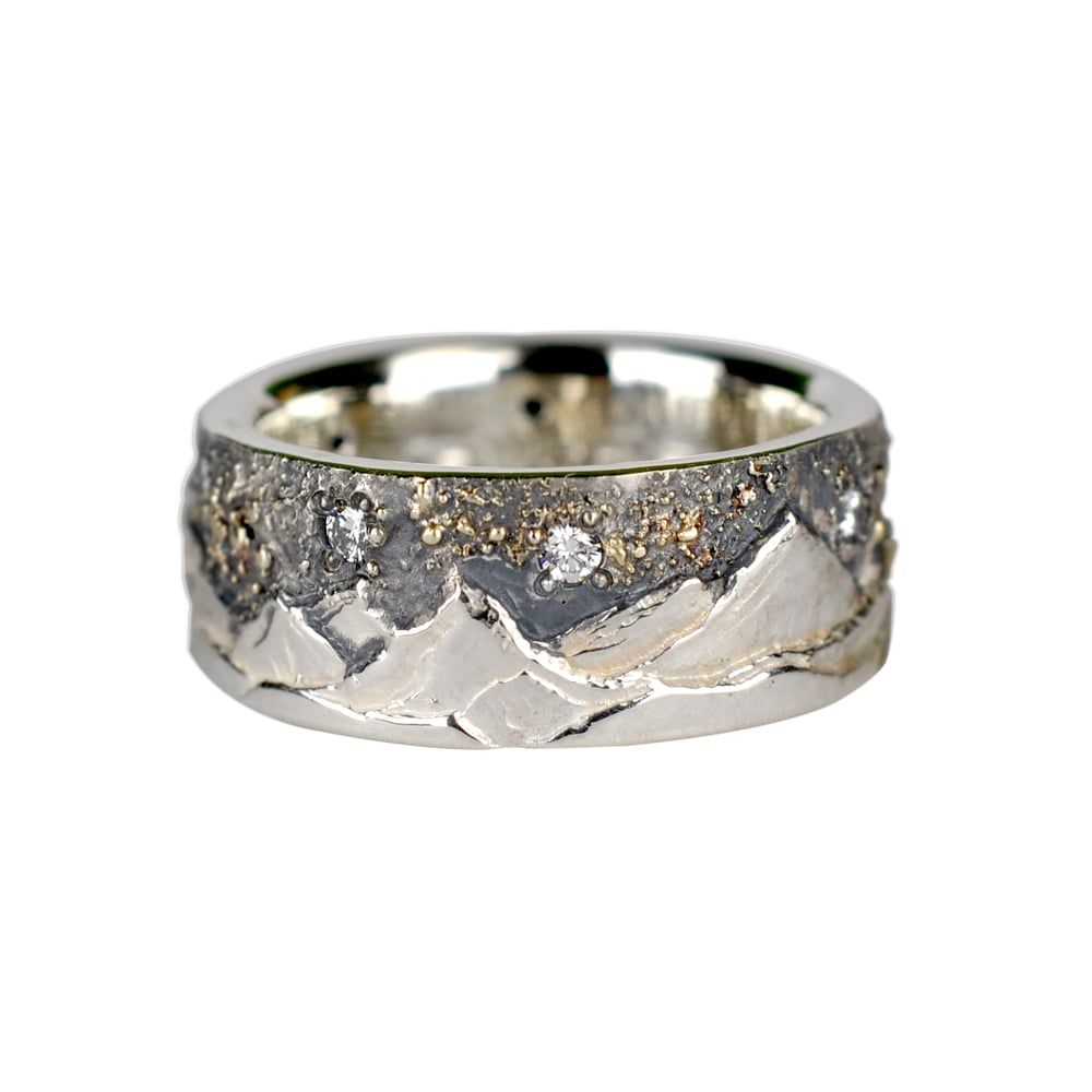 Love Mountain rings! | Jewelry | Pinterest | Ring, Jewel and Bling