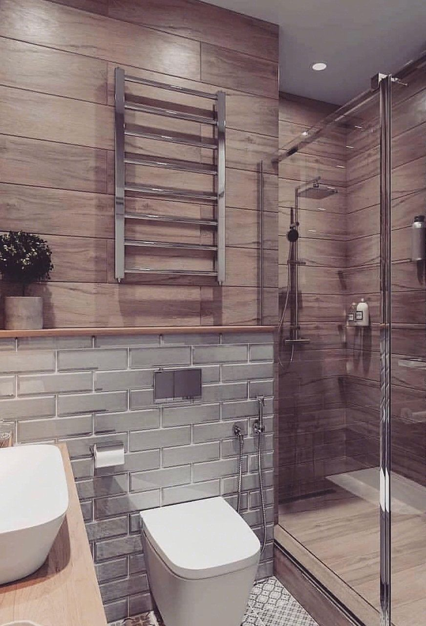10 Soothing Bathroom Colors That Will Calm Your Mind Bathroom Interior Design Bathroom Interior Guest Bathroom Decor