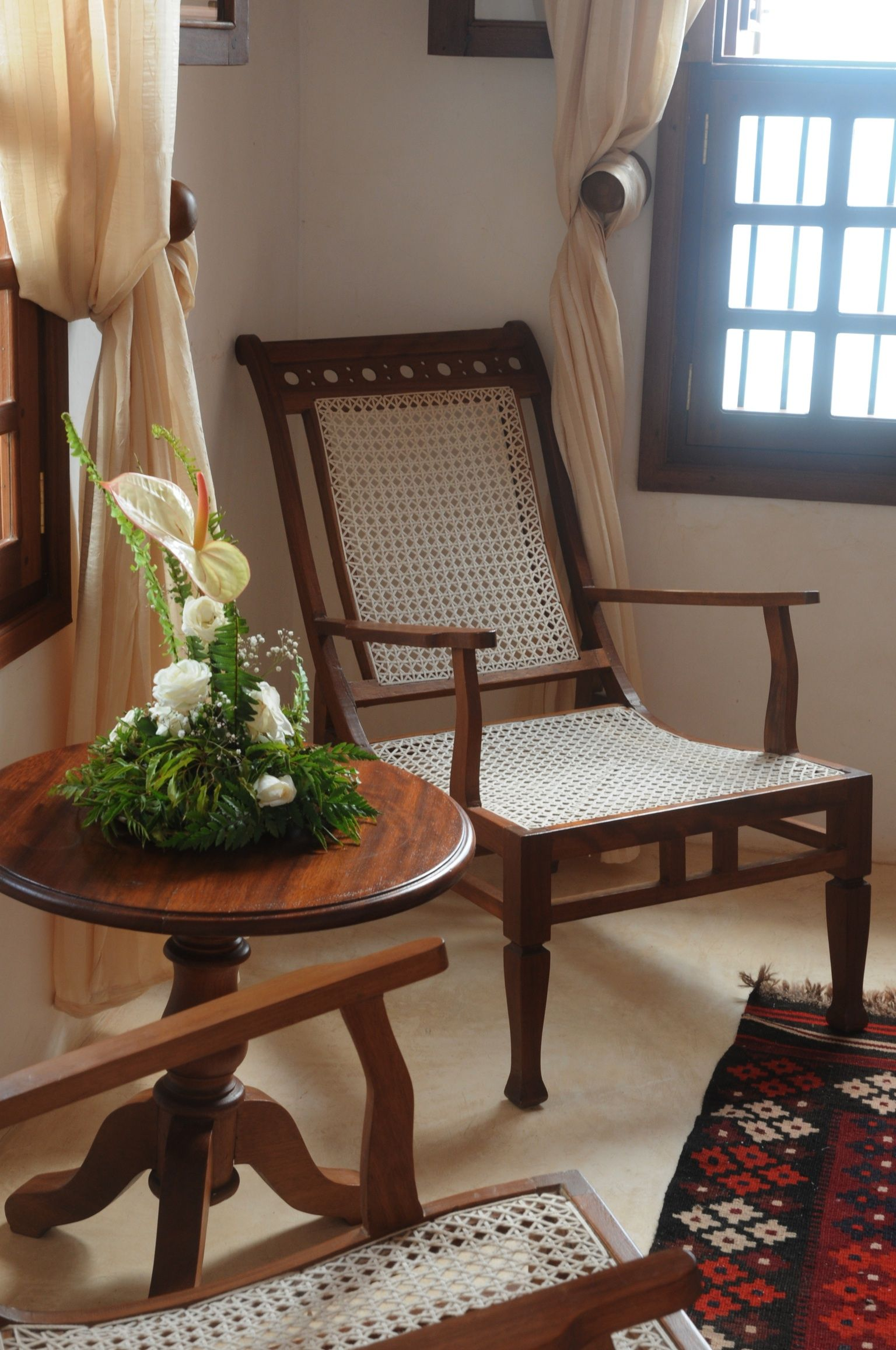 Traditional Lamu Chair In 2019 Wooden Storage Bench Bed