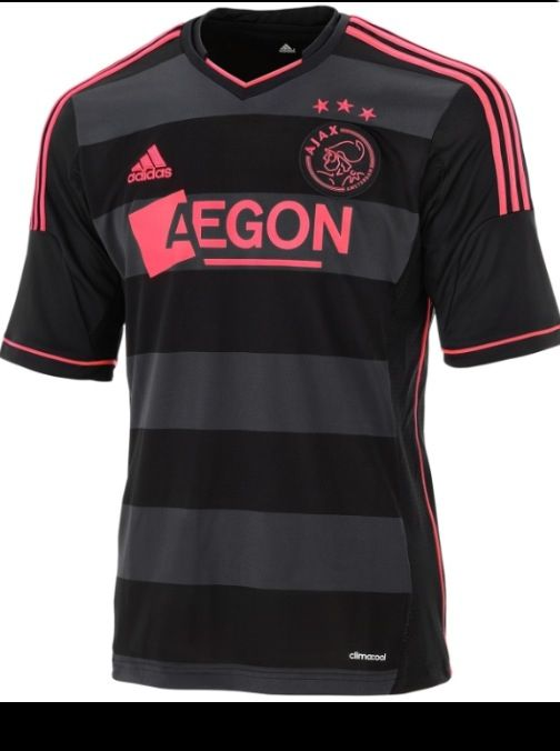 968967b4e61 Ajax pink jersey | Soccer | Adidas football, Pink football kits ...