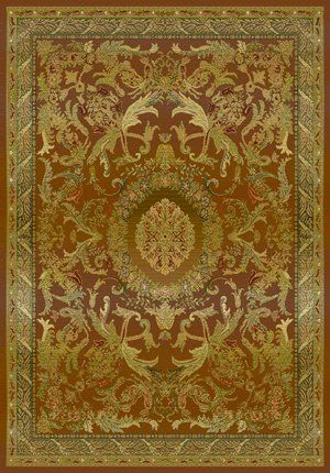 United Weavers Tapestries Marseilles Sierr Red Traditional