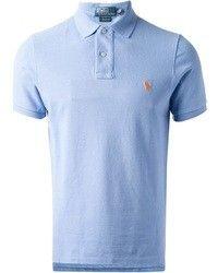 e9cbd4673ac Camisa Polo Celeste | tenis azules en 2019 | Camisa polo, Zapatos ...