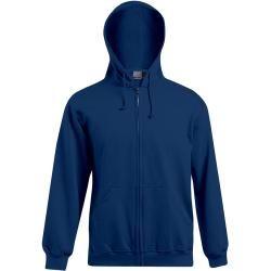 Photo of Zip Hoodie Jacke 80-20 Plus Size Herren, Marineblau Promodoro