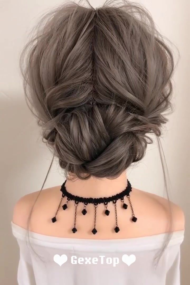 16 hairstyles Cute messy ideas
