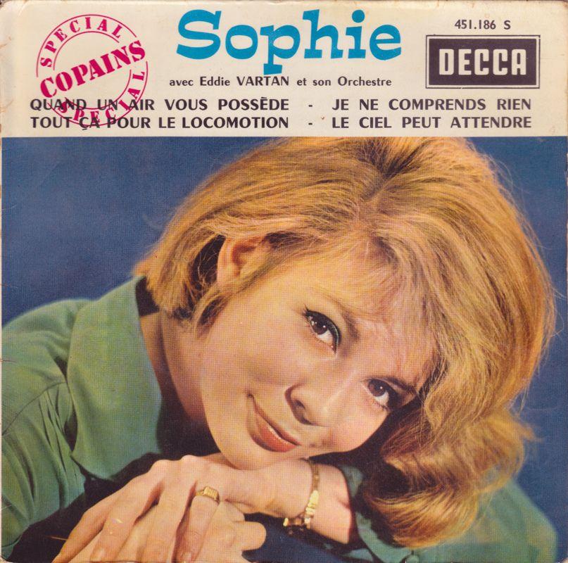 Sophie Quand un air vous possède French pop, Female