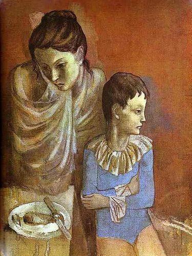 1905 MŠre et enfant
