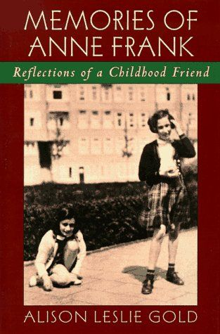 This historical fiction book is the story of Anne Frank told in an ...