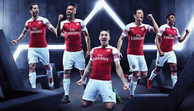 IKikosi kamili cha Arsenal kwa ajili ya ligi kuu ya Uingeleza