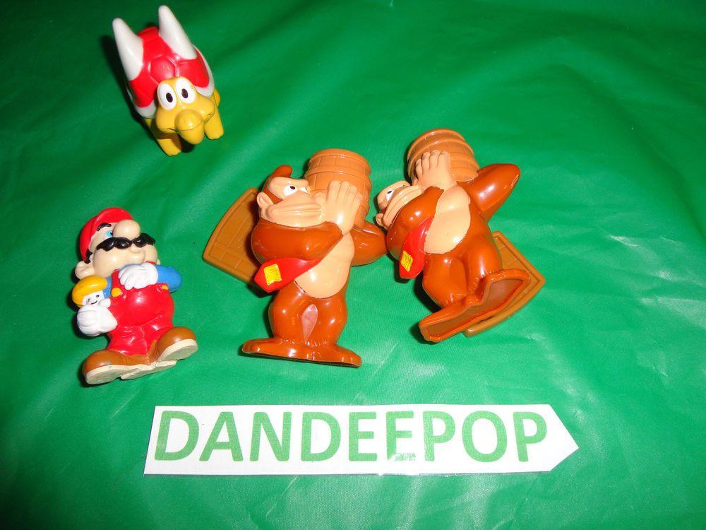 Nintendo Toys Koopa Paratroopa 1989 Turtle, Donkey Kong, & Mario Figure toy find me at www.dandeepop.com