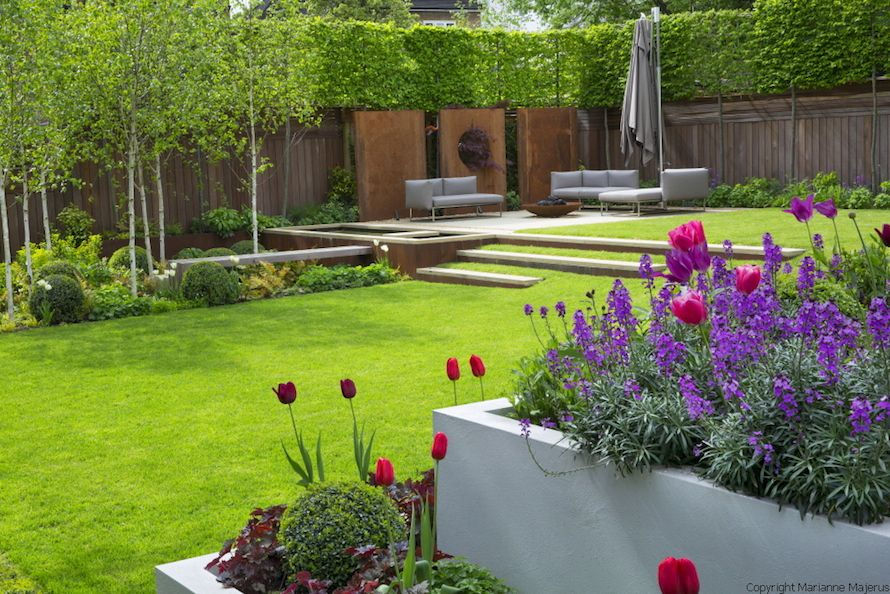 Highgate Garden Design Project   The Clients Had Recently Moved Into Their  Highgate House And Were Keen To Have The Garden Ready For Summer.