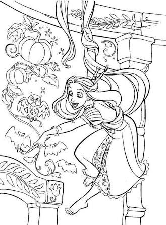 Pin By Cynthia Sikora On Yarn Craft Tangled Coloring Pages
