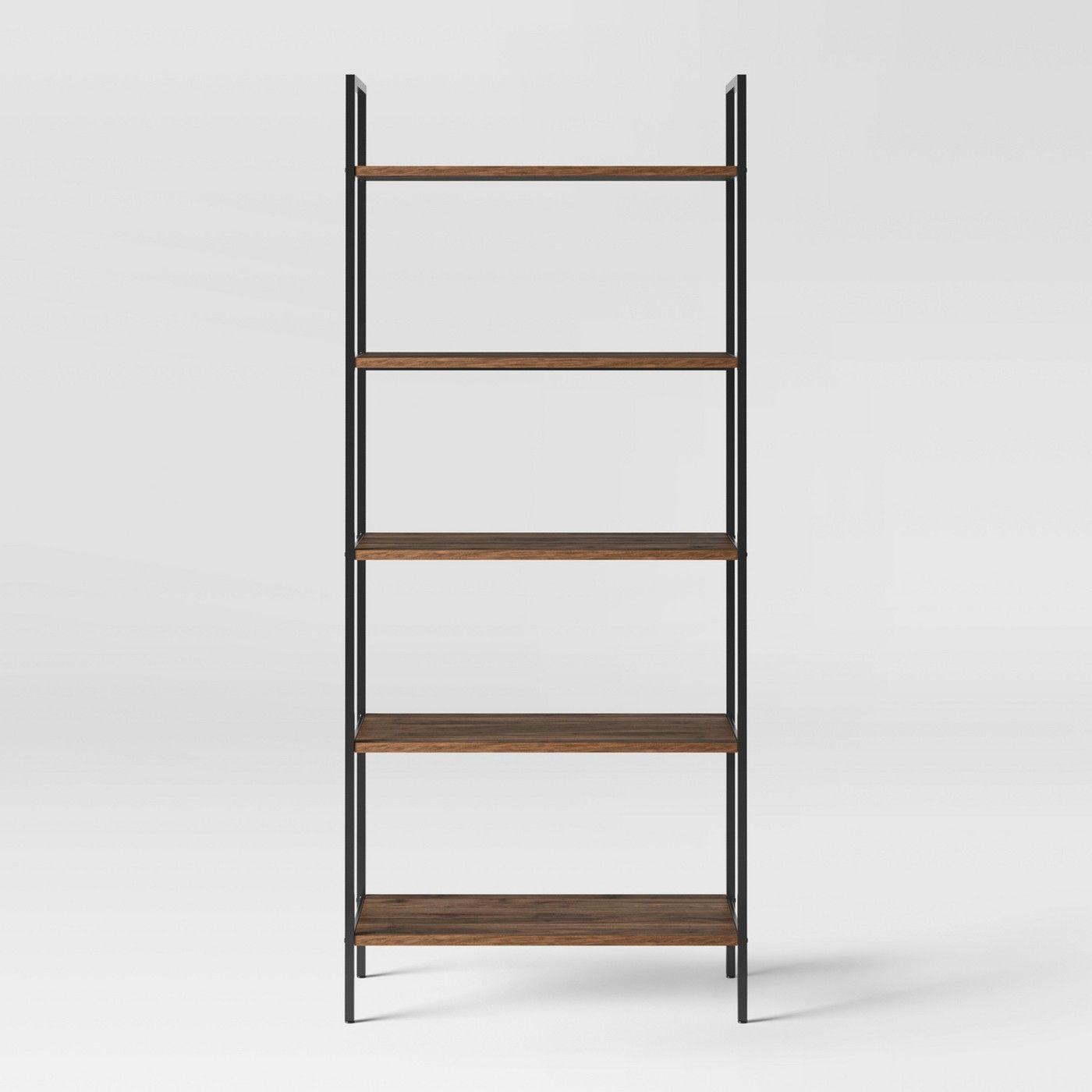Project loring shelf ladder bookcase
