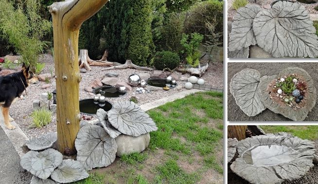 Diy concrete patio leaf pattern molds google search concrete diy concrete patio leaf pattern molds google search solutioingenieria Gallery