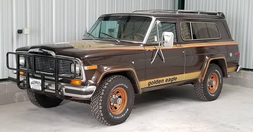 Chip Miller On Instagram 1979 Jeep Cherokee Golden Eagle 57k Miles 1 Owner Still Original Runs And Drives Great Daily D Jeep Cherokee Jeep Jeep Wagoneer