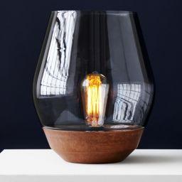 Dimbare Design Tafel Lamp Koper New Works