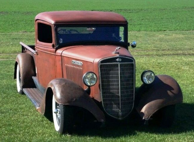 1935 International Harvester Truck International Harvester Truck International Harvester International Truck