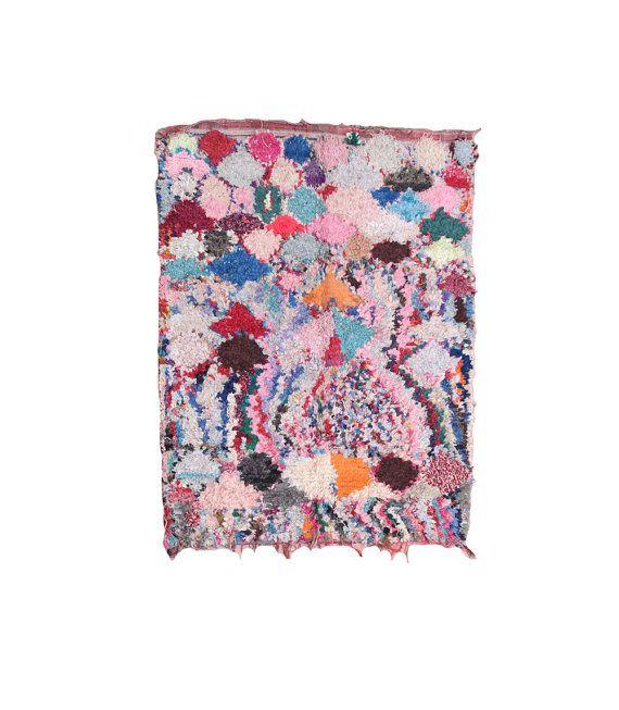 Moroccan boucherouite rug   https://www.etsy.com/listing/152283253/qysl-moroccan-boucherouite-runner-rug?ref=shop_home_active