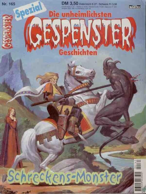 Gespenster Geschichten Spezial #165 - Schreckens-Monster