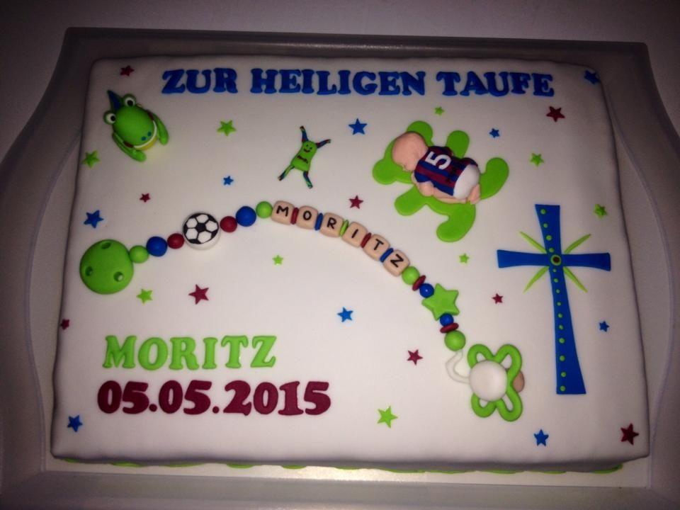 Steht bei Euch demnächst eine Taufe an? Diese schöne Torte hat Nicole für Moritz gezaubert. Vielen Dank dafür. Artikel zur Taufe findet ihr bei uns im Shop:   http://www.tolletorten.com/advanced_search_result.php?keywords=taufe&x=0&y=0