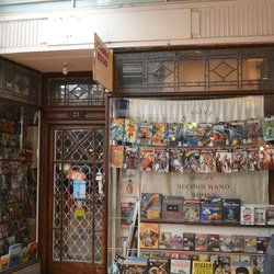 St Kevin S Arcade 2nd Hand Bookshop Bookshop Arcade New Zealand