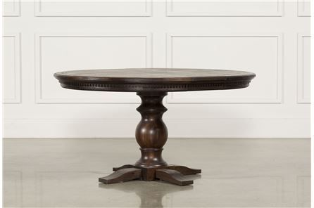Jefferson Extension Round Dining Table Signature Round Dining