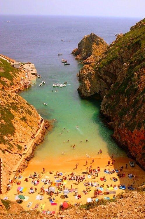 Berlenga Island, Peniche ,Portugal | Express Photos