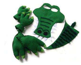 popular items for crocodile on etsy peter pan. Black Bedroom Furniture Sets. Home Design Ideas