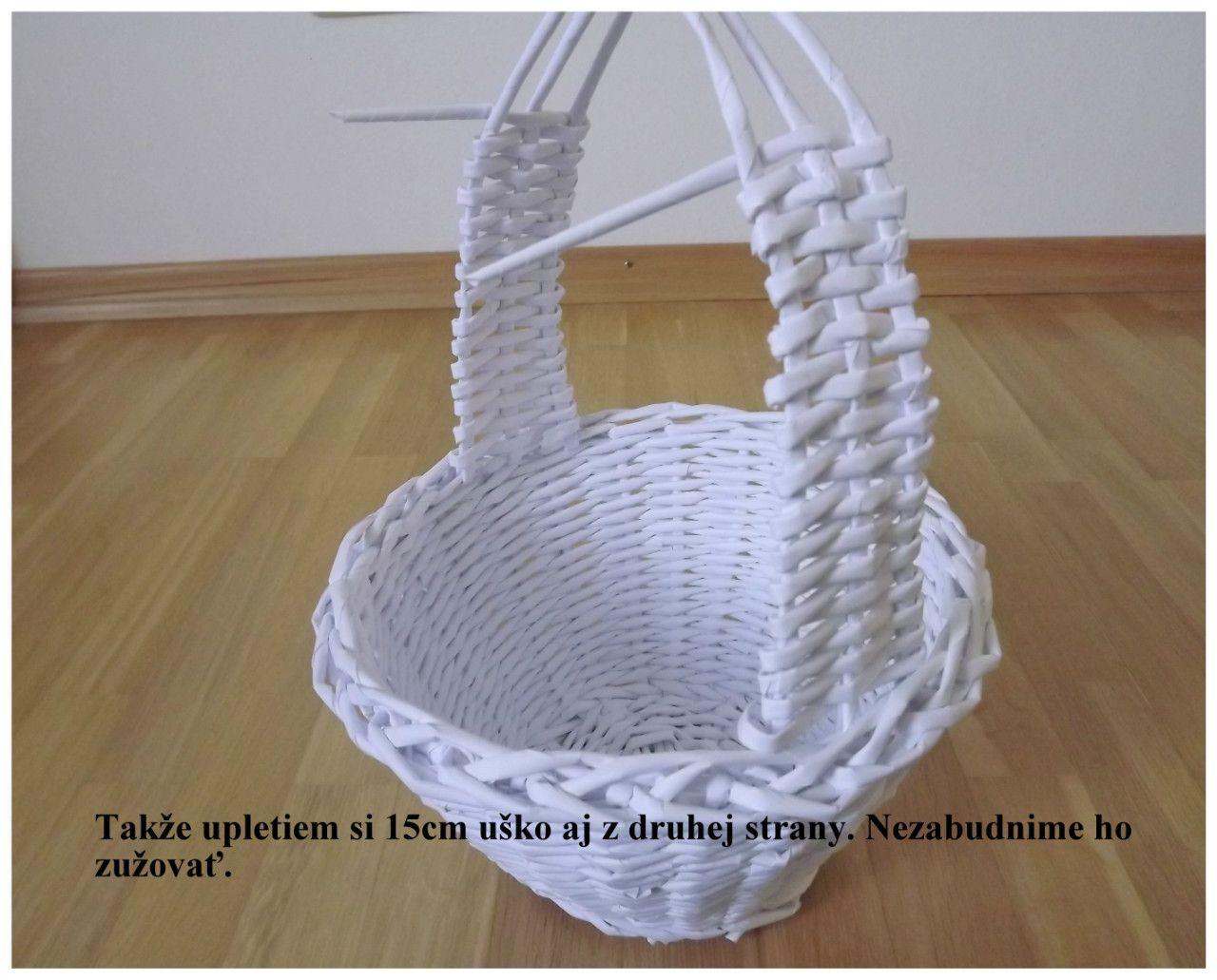Ucho ku košíku :: Moje papierové šialenstvo