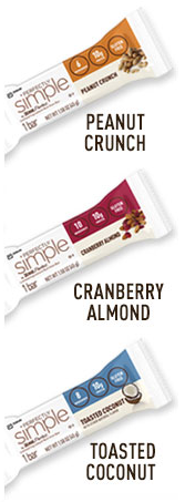 FREE $$ Get 3 FREE ZonePerfect Perfectly Simply Bars!
